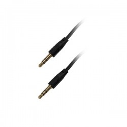 3m Stereo 3.5MM Plug To Plug Mm Nickel